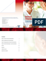 EBMT Practical Guides for Nurses_Immune Thrombocytopenia_ITP Handbook_UK