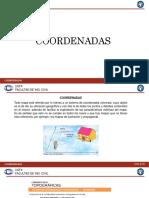 COORDENADAS