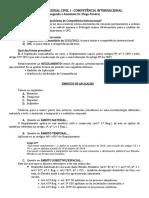 Competencia Internacional (2)