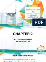 Chapter 2 Accounting Concepts _ Conventions