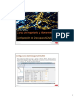17 - Configuración de Datos Para COM500