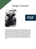 Donn F EL ESTUDIOSO DE LOS NINJAS
