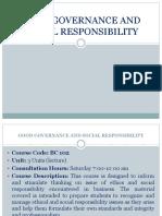 Good Governance and Social Responsibility (2)