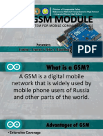 The Gsm Module [Recovered]
