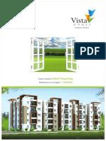 Vista Homes Brochure