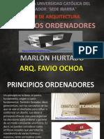 Principios Ordendores