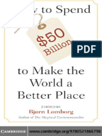 Bjorn Lomborg - How to Spend $50 Billion to Make the World a Better Place (2006).pdf