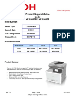 Product Support Guide Model MP C305SPF M
