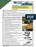 132 E - Vehicle Reversing Safety