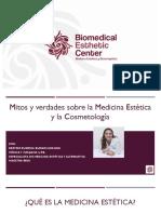 Mitos y Verdades de La Medicina Estética