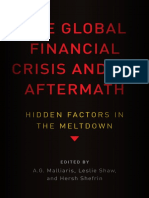 A.G. Malliaris, Leslie Shaw, Hersh Shefrin - The global financial crisis and its aftermath _ hidden factors in the meltdown-Oxford University Press (2017).pdf