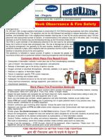152 C - Fire Service Week Observance Fire Safetay