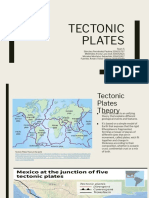 Placas Tectonic As