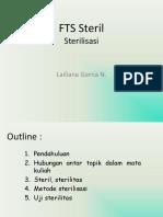 sterilisasi metode