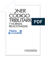 Codigo Tributario 2019