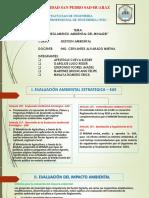 Gestión Ambiental MINAGRI
