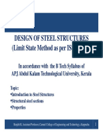 Lecture 1-Introduction to Structural Steel Sections and Properties