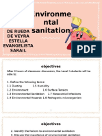 FN - Environmental Sanitation