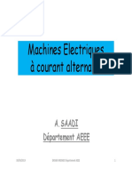 Cours machine synchrone
