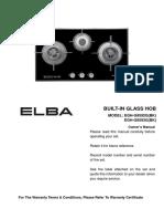 Egh g8592gbk Egh g8593gbkuser Manual
