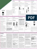Hm Hs1sa z Smart Smoke Sensor Z Wave User Manual 1.0
