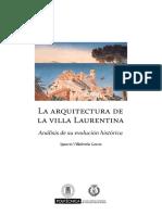 Ignacio Villafruela Garcia, Sobre La Villa Laurentina