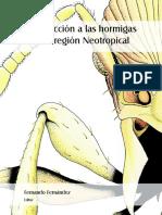 hormigas neotropicales