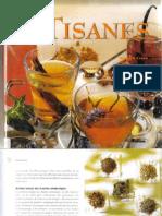 60 recettes de tisanes