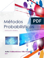 MÉTODOS PROBABILISTICOS