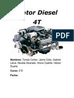 Trabajo Motor Diesel