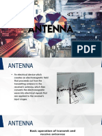 Antenna - Basic Principles and Examples