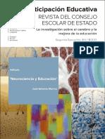 Marina Neurociencia y Educación