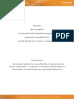 Actividad 6. Medidas de Dispersion