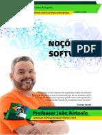 Noções de software - professor João Antonio
