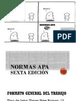Normas Apa e Icontec