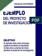 ejemplo de proyecto inv