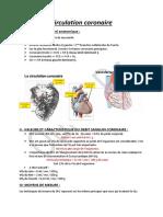 5 Circulation Coronaire