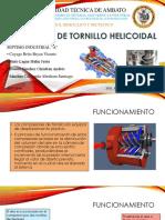 Compresor de Tornillo Helicoidal (1)