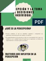 La percepción y la toma de decisiones individual.pptx