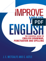 Improve Your English The Essential Guide to English Grammar.epub