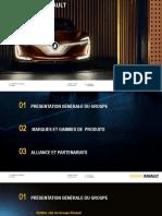 Renault présentation
