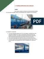 fluidos I laboratorio de hidraulica