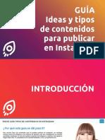 Guía - Tipos de contenidos para Instagram 2018.pdf