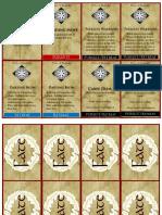 Dux Arda Elves-Rivendell Cards