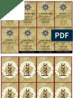Dux Arda Eriador Cards