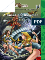 Old Dragon Tormenta - A Busca Por Kalamar (10º - 14º)