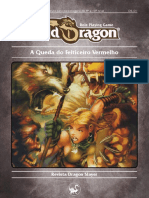 Old Dragon Tormenta - A Queda Do Feiticeiro Vermelho (7º - 9º)