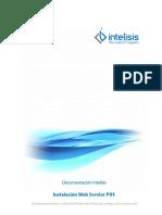 Instalación de Web Service POS Intelisis