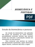 Biomecanicas e Posturas