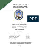 Informe 6 Labo II
